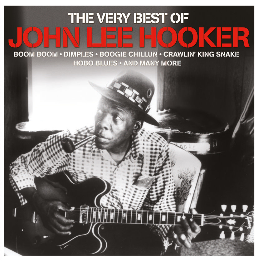 John Lee Hooker ‎– The Very Best Of John Lee Hooker