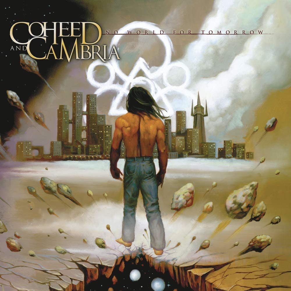 Coheed And Cambria ‎– Good Apollo, I'm Burning Star IV Volume Two: No World For Tomorrow