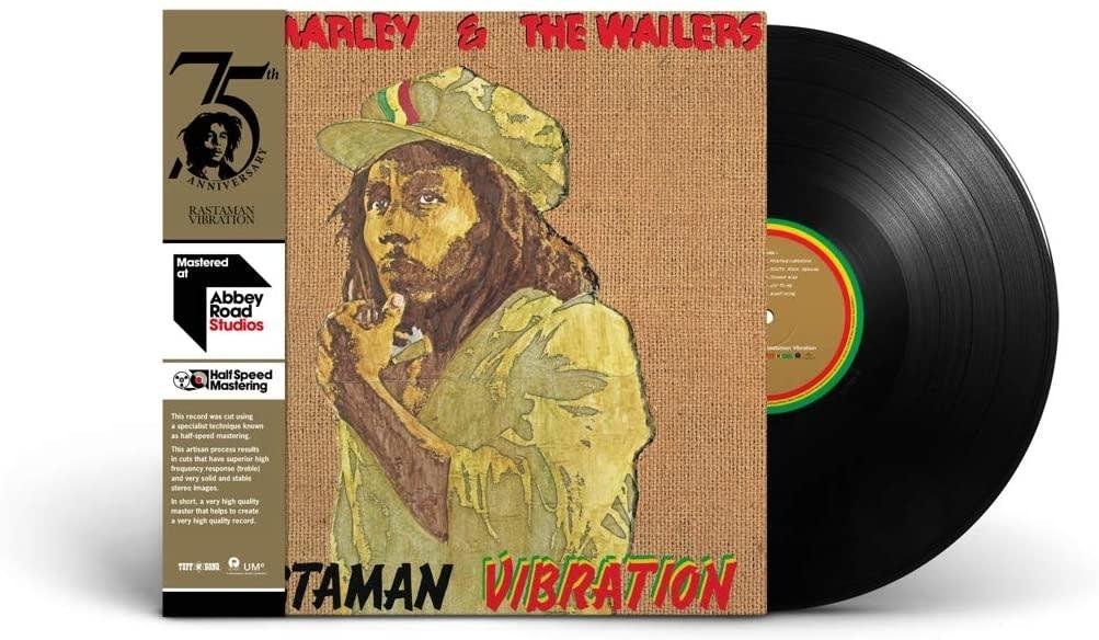 Bob Marley & The Wailers – Rastaman Vibration