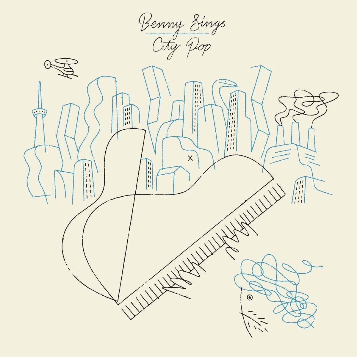 Benny Sings – City Pop