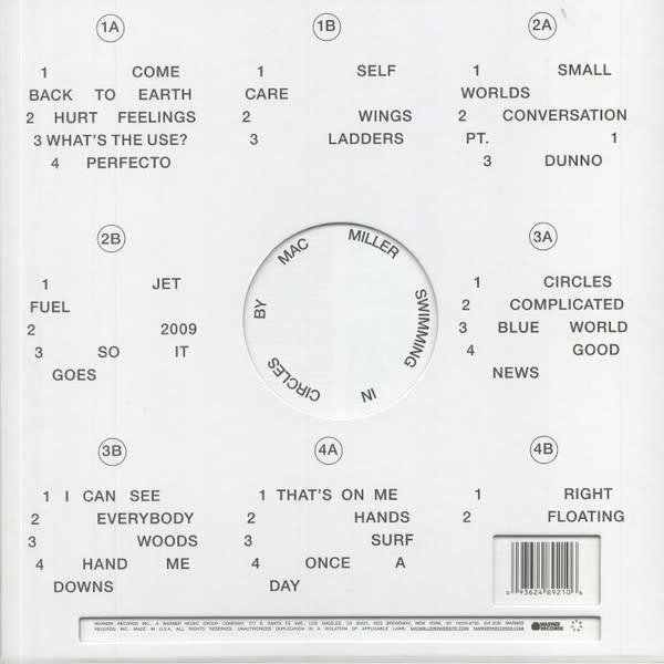 Mac Miller – Swimming In Circles