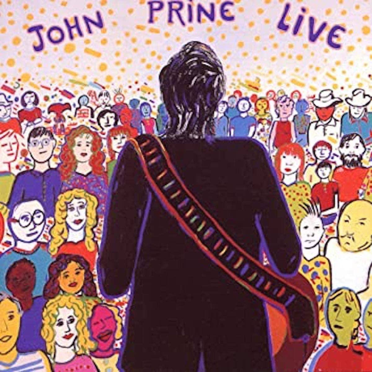 John Prine – John Prine Live