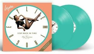 Kylie Minogue ‎– Step Back In Time (The Definitive Collection)
