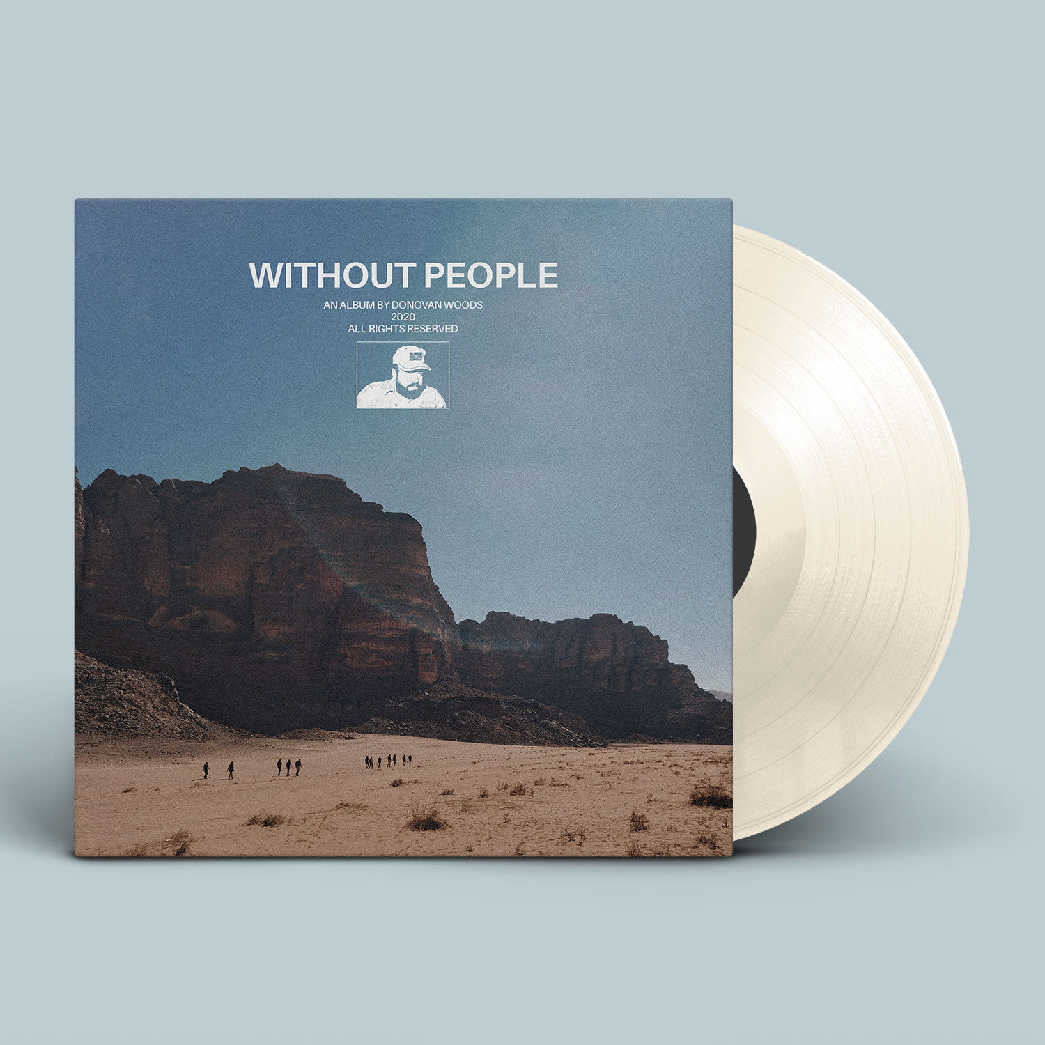 Donovan Woods – Without People