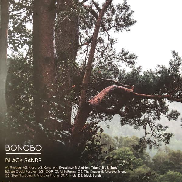 Bonobo – Black Sands (10th Anniversary Edition)