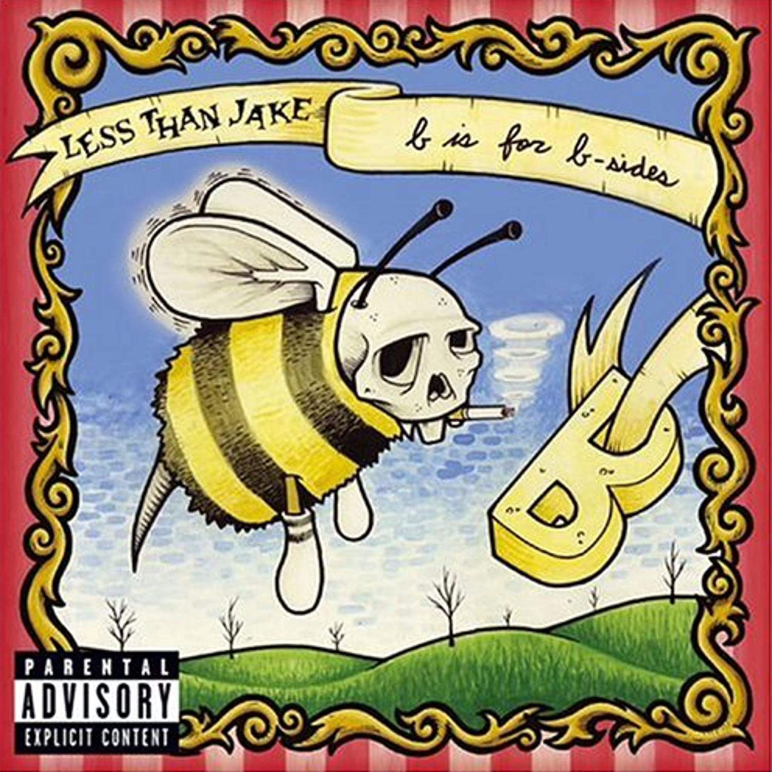 Less Than Jake – B Is For B-Sides