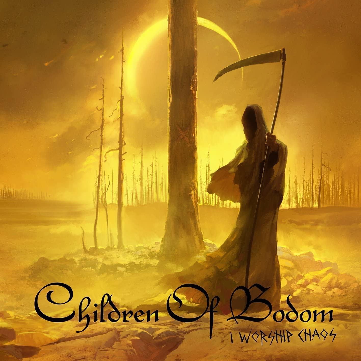 Children Of Bodom – I Worship Chaos