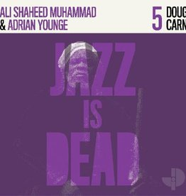 Adrian Younge & Ali Shaheed Muhammad / Doug Carn ‎– Jazz Is Dead 5