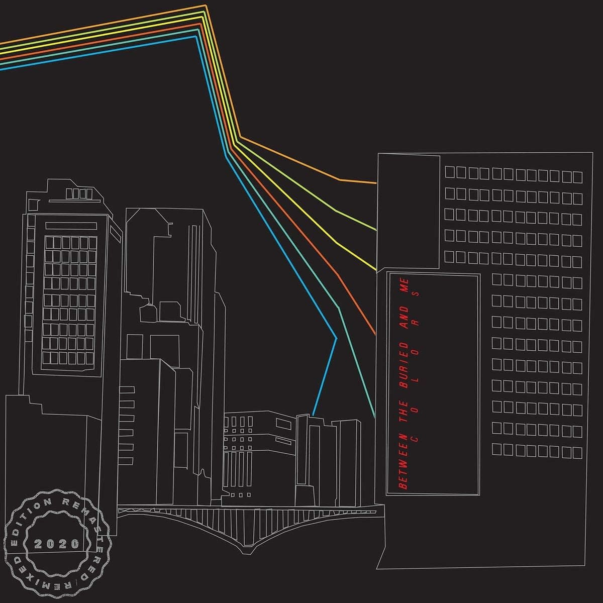 Between The Buried And Me - Colors