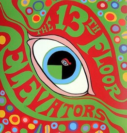 13th Floor Elevators - The Psychedelic Sounds 2LP