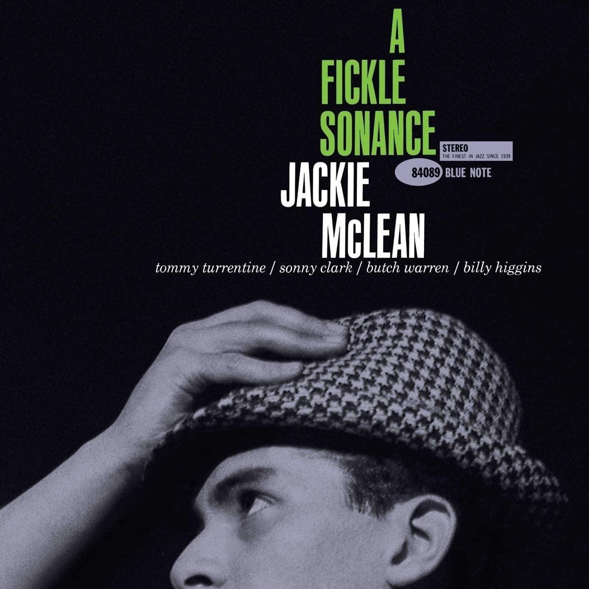Jackie McLean – A Fickle Sonance