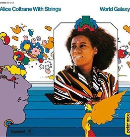 Alice Coltrane - World Galaxy