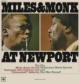 Miles Davis - Miles & Monk At Newport