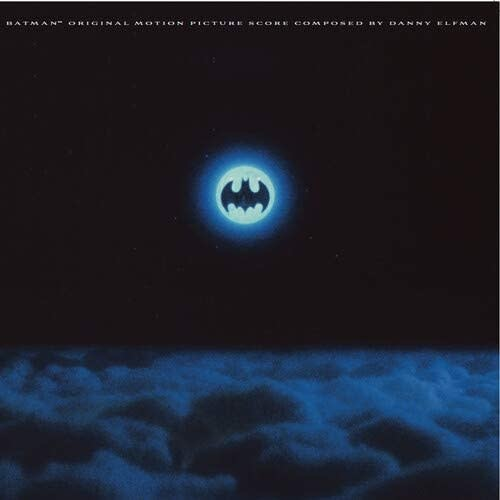 Danny Elfman ‎– Batman (Original Motion Picture Score)