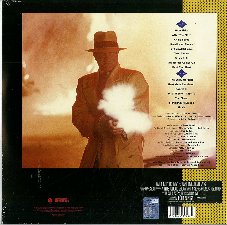 Danny Elfman – Dick Tracy (Original Score)