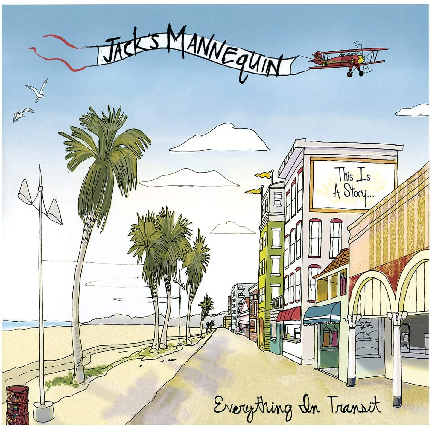 Jack's Mannequin - Everything In Transit