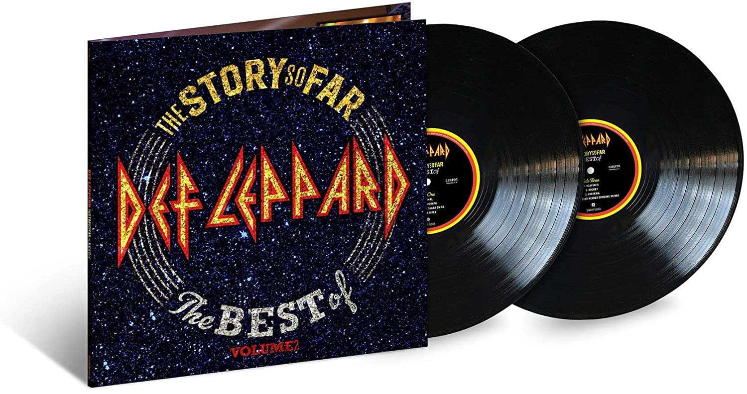 Def Leppard – The Story So Far: The Best Of Volume 2