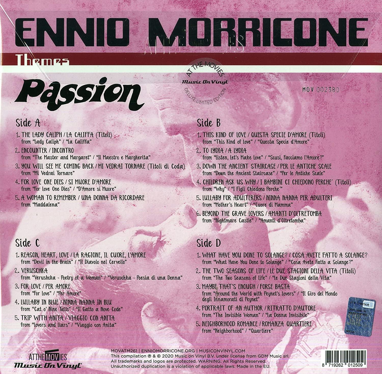 Ennio Morricone – Passion