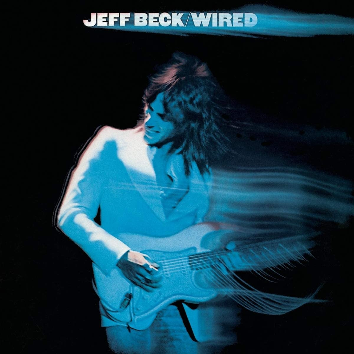 Jeff Beck ‎– Wired