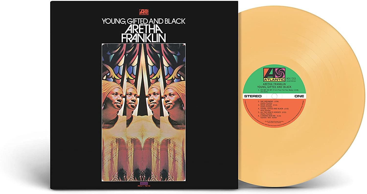 Aretha Franklin – Young, Gifted And Black