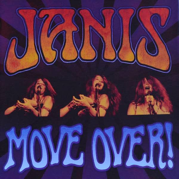 Janis Joplin – Move Over!