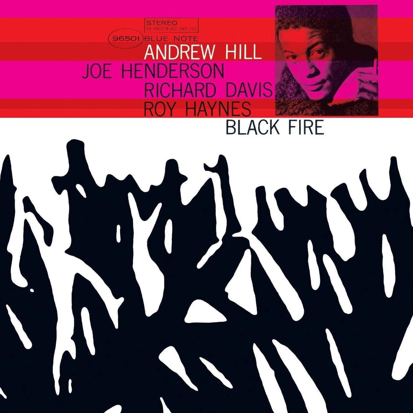 Andrew Hill ‎– Black Fire