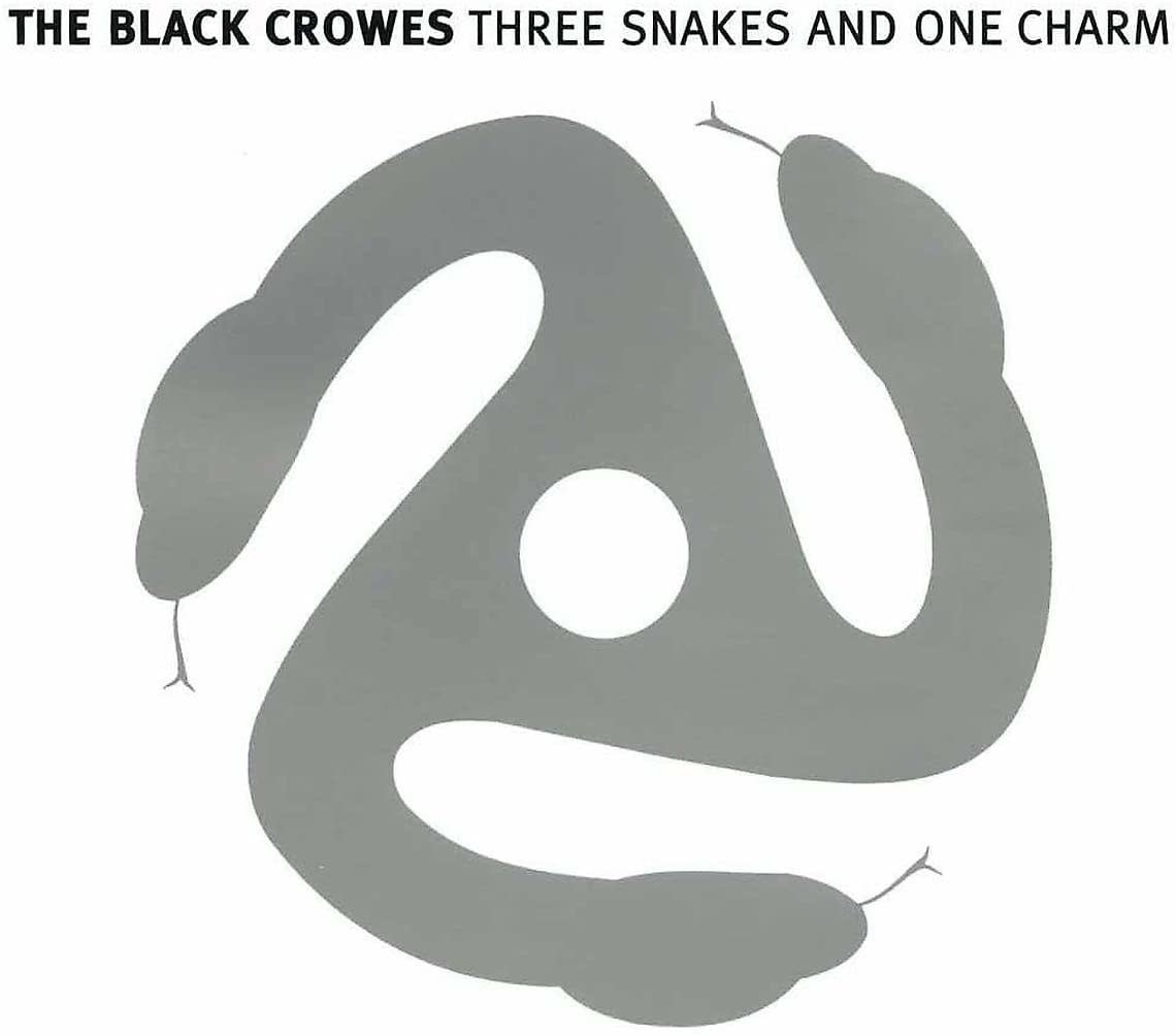 Black Crowes - Three Snakes And One Charm