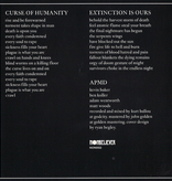 All Pigs Must Die - Curse Of Humanity/Extinction Is Ours
