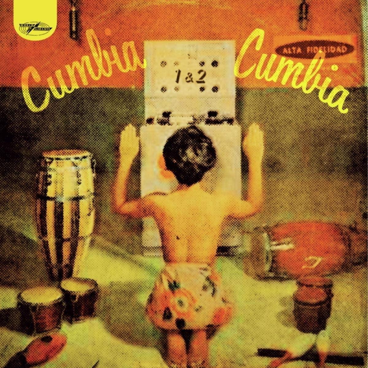 Various – Cumbia Cumbia 1 & 2