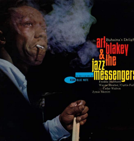 Art Blakey & The Jazz Messengers ‎– Buhaina's Delight