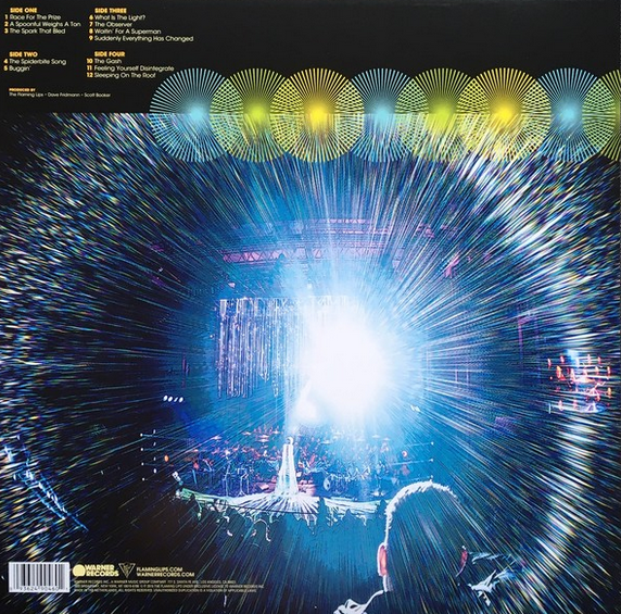 Flaming Lips Featuring The Colorado Symphony - (Recorded Live At Red Rocks Amphitheatre) The Soft Bulletin