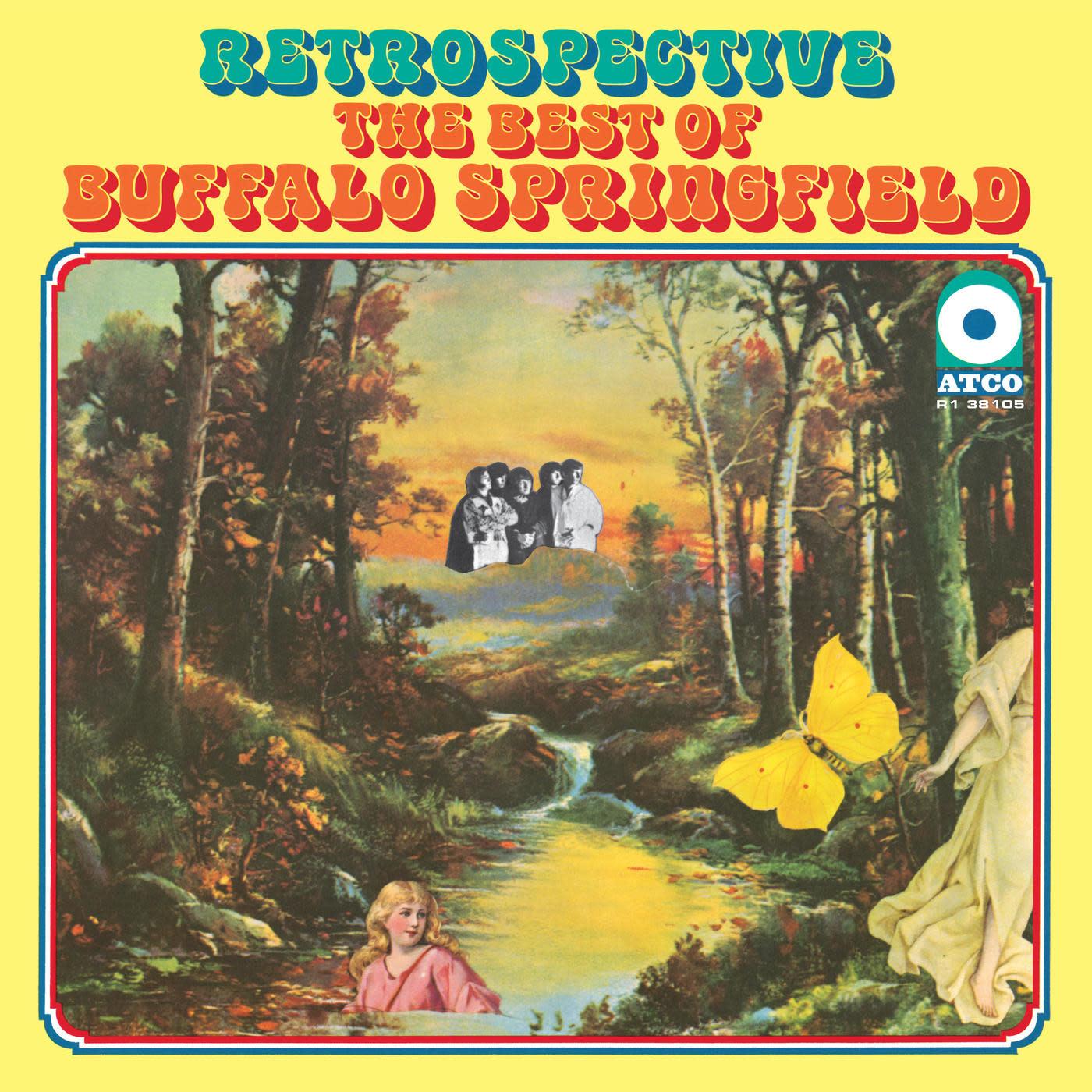 Buffalo Springfield – Retrospective - The Best Of Buffalo Springfield