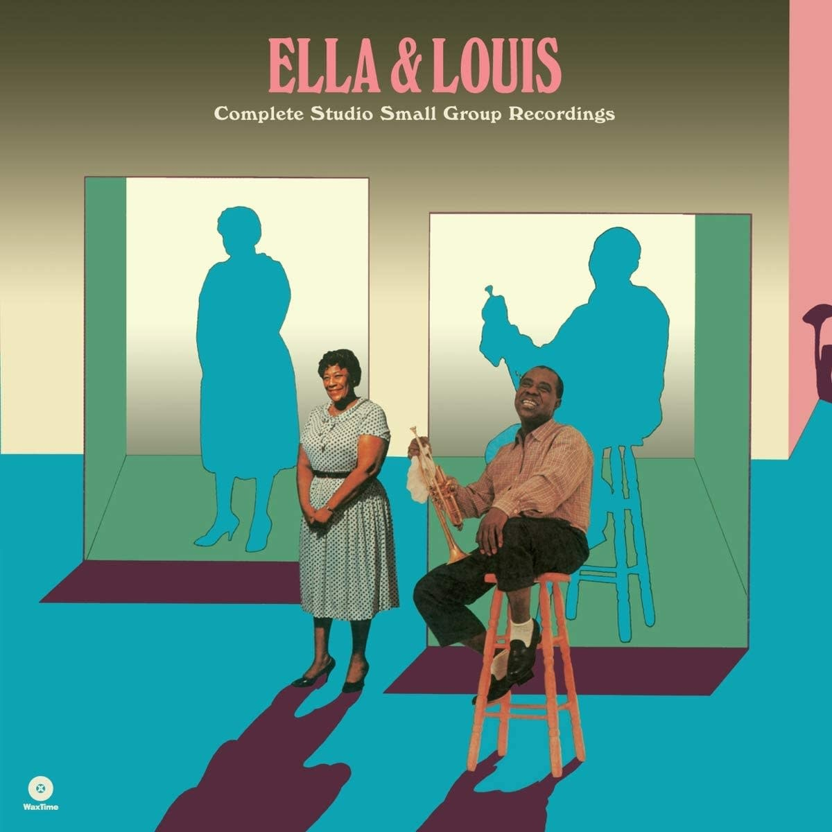 Ella Fitzgerald & Louis Armstrong – Complete Studio Small Group Recordings