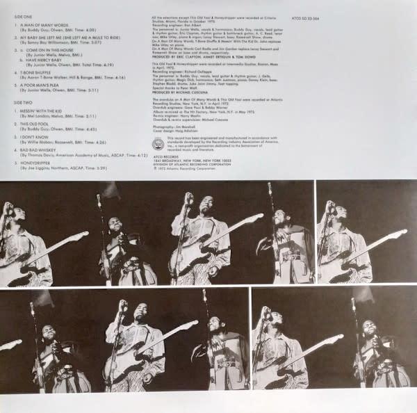 Buddy Guy & Junior Wells - Play The Blues