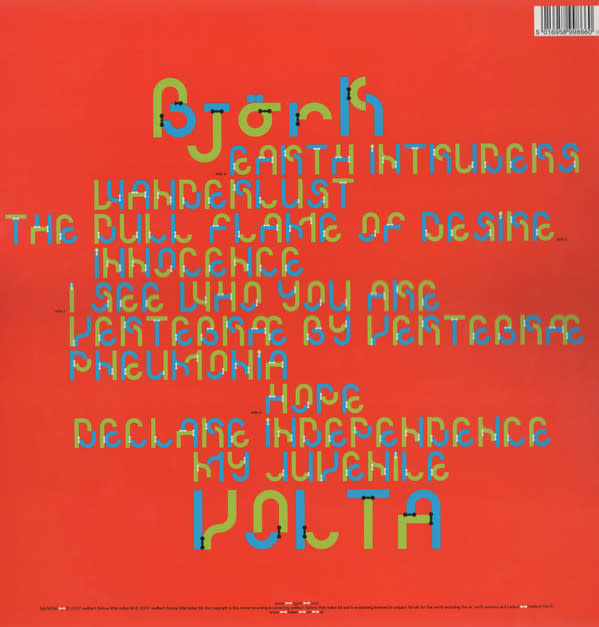 Björk – Volta