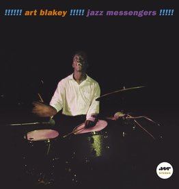 Art Blakey ‎– !!!!! Jazz Messengers!!!!!