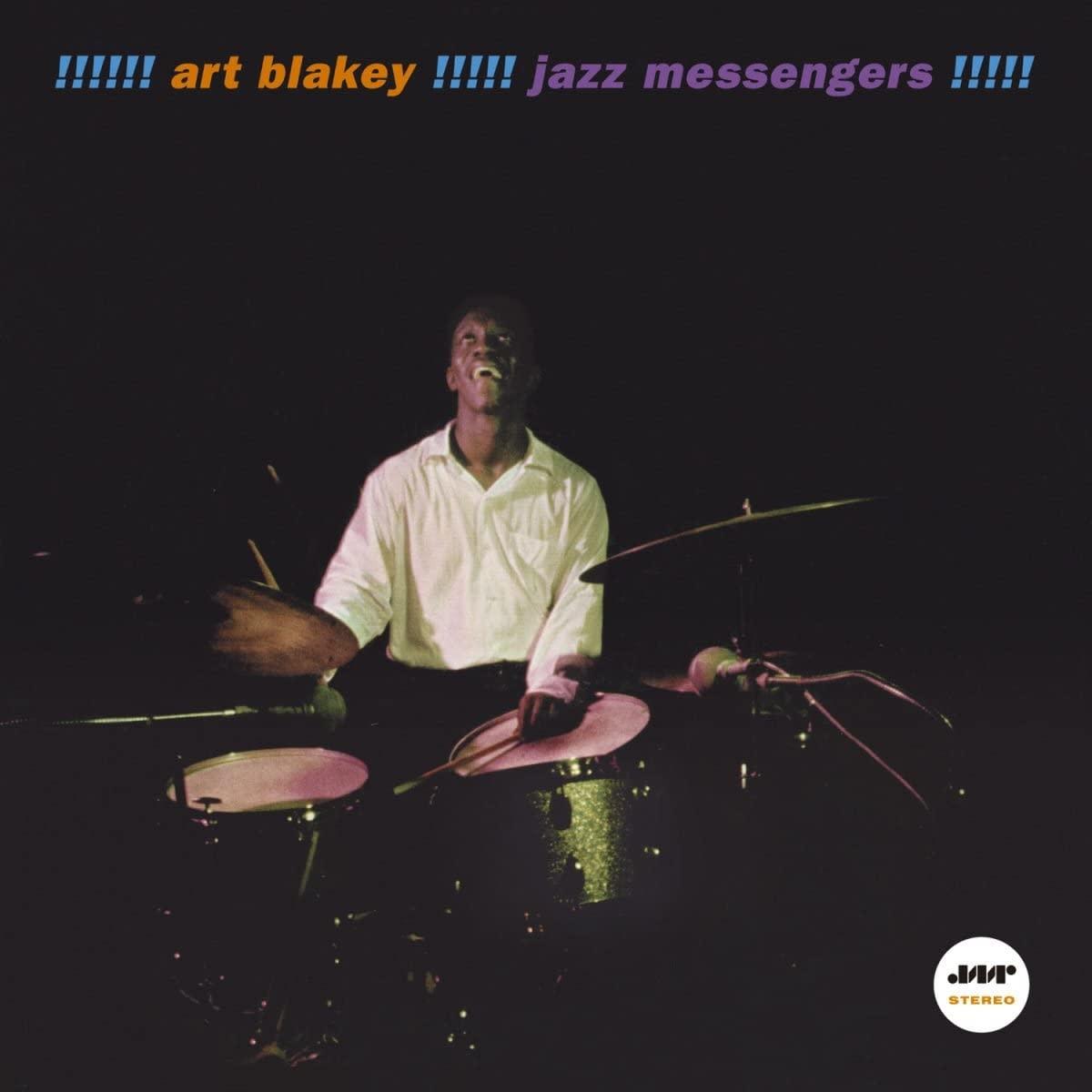 Art Blakey – !!!!! Jazz Messengers!!!!!