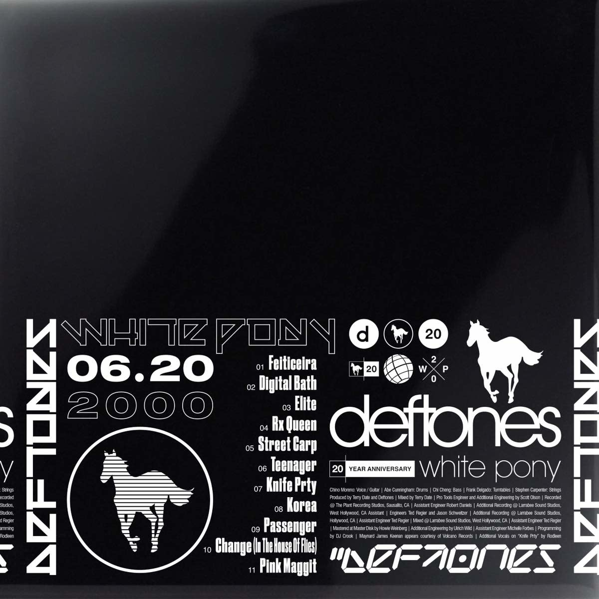 Deftones – White Pony (20th Anniversary Deluxe Edition)