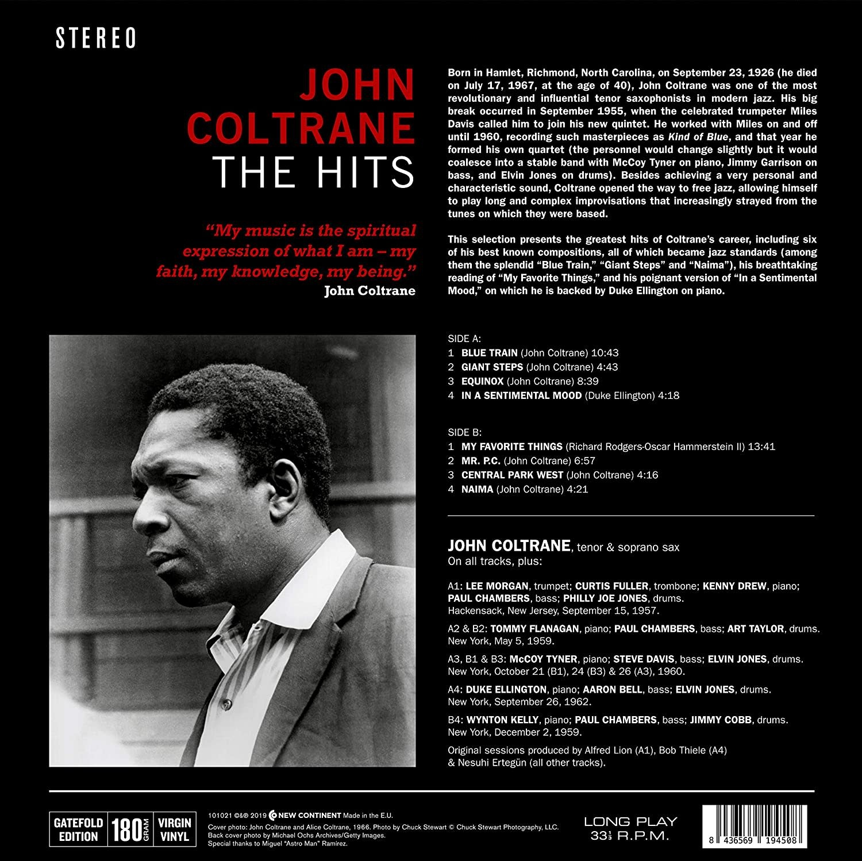 John Coltrane – The Hits