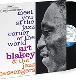 Art Blakey & The Jazz Messengers ‎– Meet You At The Jazz Corner Of The World (Volume 1)