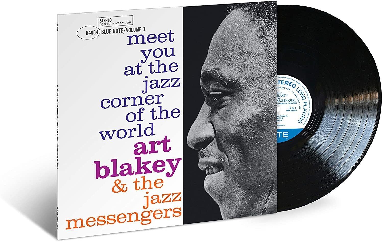 Art Blakey & The Jazz Messengers – Meet You At The Jazz Corner Of The World (Volume 1)