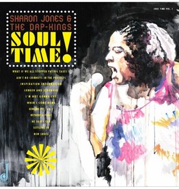 Sharon Jones & The Dap-Kings - Soul Time!