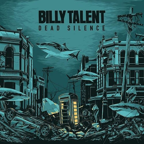 Billy Talent – Dead Silence