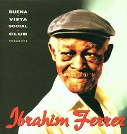 Ibrahim Ferrer - Buena Vista Social Club Presents
