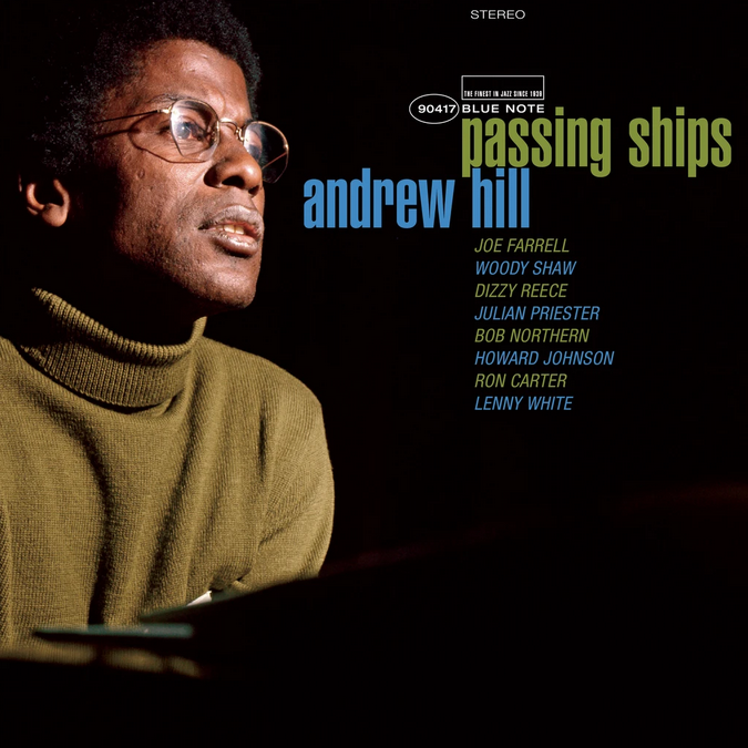 Andrew Hill – Passing Ships