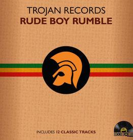 Various – Trojan Records - Rude Boy Rumble