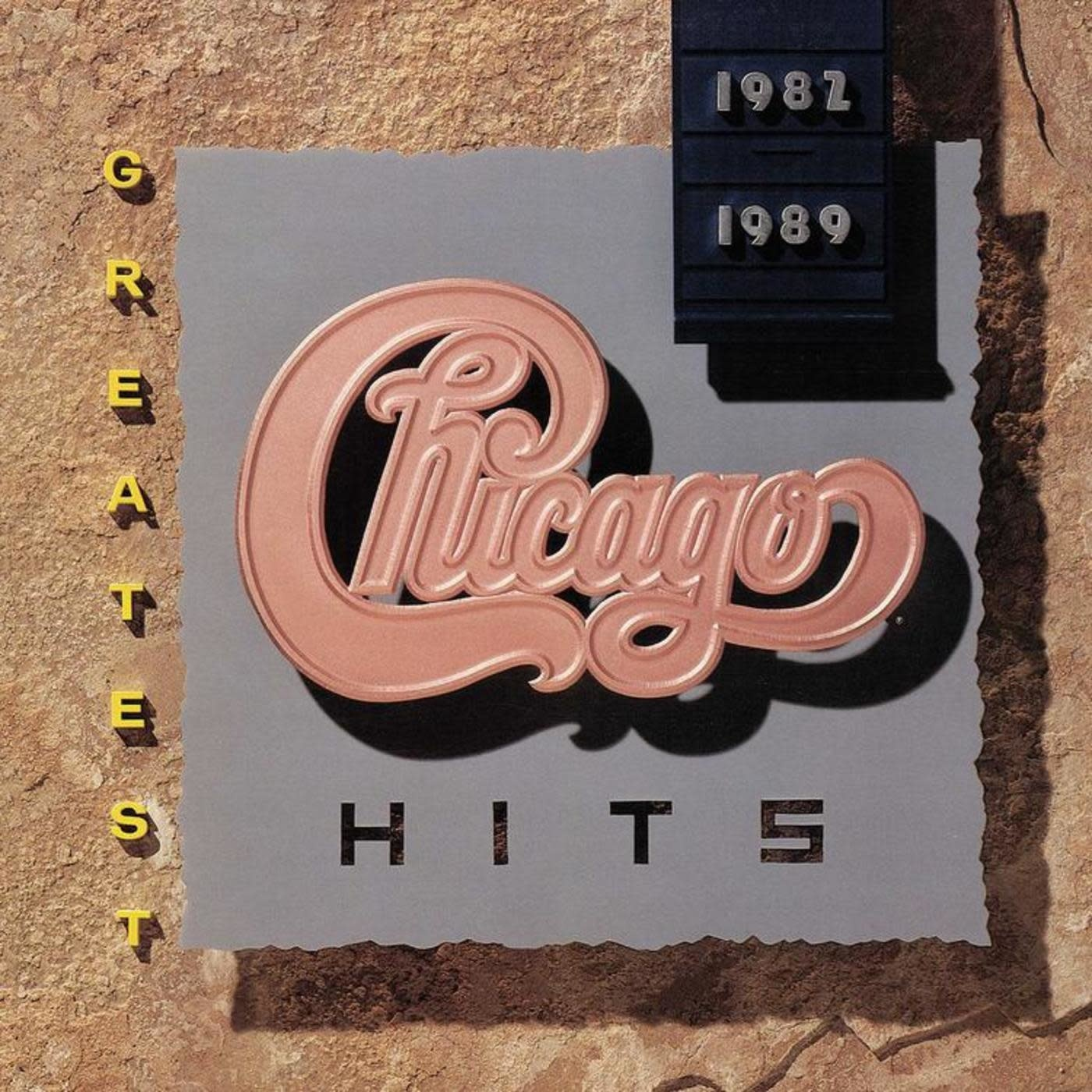 Chicago – Greatest Hits 1982-1989