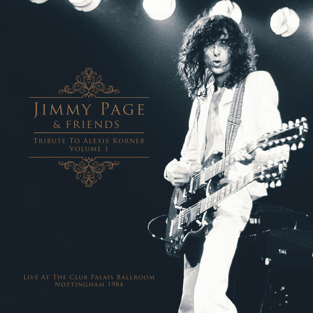 Jimmy Page & Friends – Tribute To Alexis Korner Volume 1