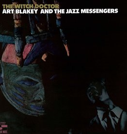 Art Blakey And The Jazz Messengers – The Witch Doctor