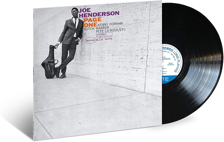 Joe Henderson – Page One
